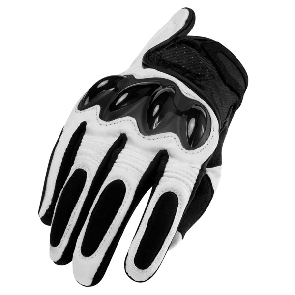 Gloves Acerbis Cranstal Black White