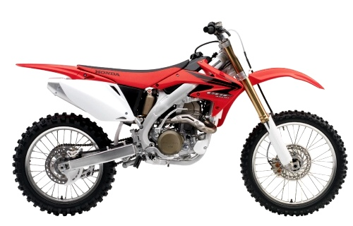 Ufo replacement plastic kit Honda CRF450cc 2007 Red