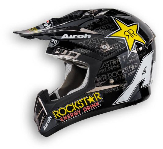 Airoh CR900 Rockstar off-road helmet