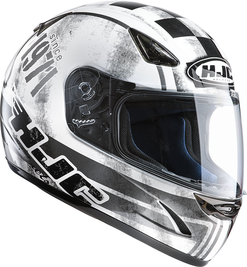 Full face helmet HJC CS14 Check 71 MC5