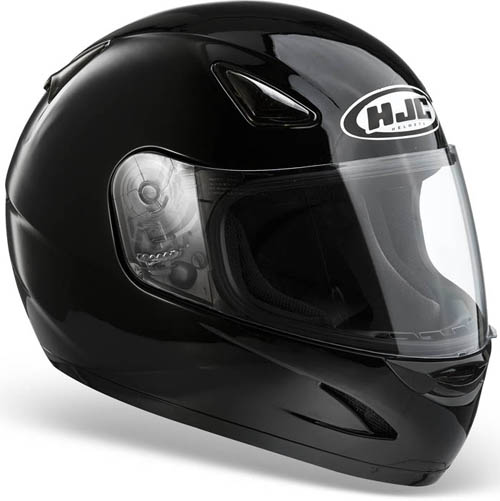 Casco integrale HJC CS14 Nero Lucido