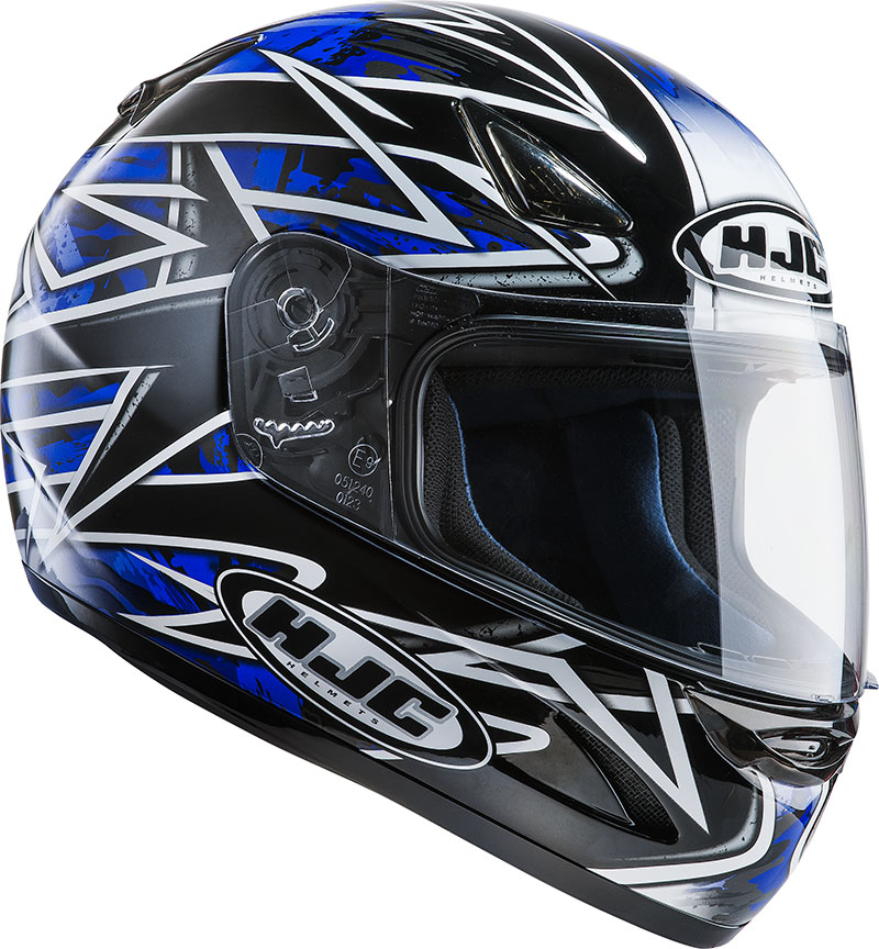 Full face helmet HJC CS14 Orbit MC2
