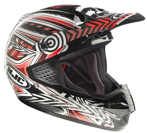 HJC CSMX Charge MC1 off road helmet