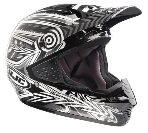 Casco moto cross HJC CSMX Charge MC5
