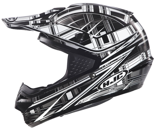 HJC CSMX Stagger MC5 off road helmet
