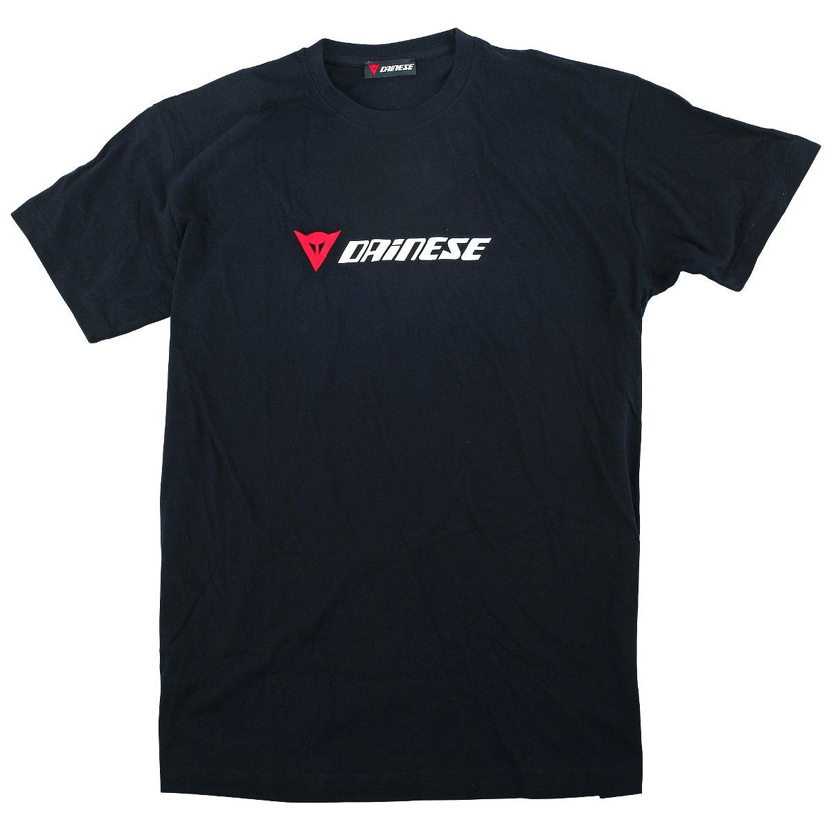 D-Tshirt Dainese nero