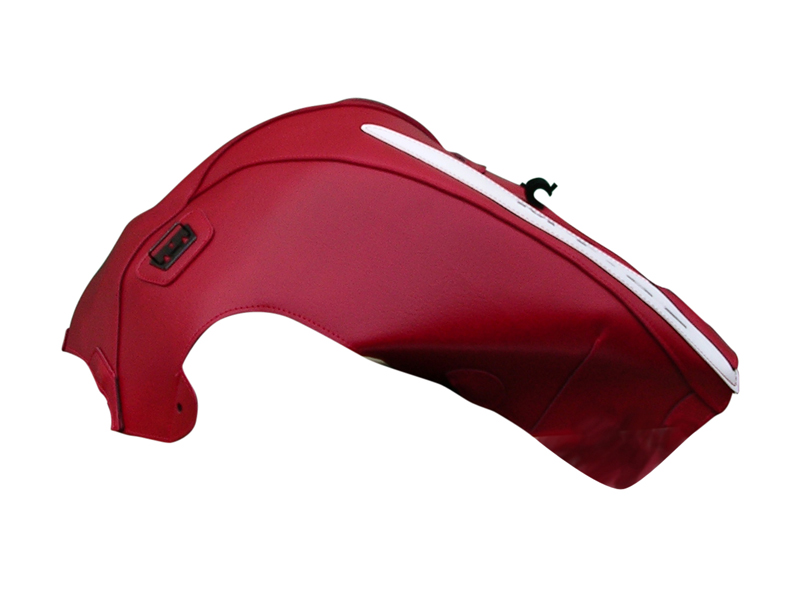 Bagster Tank Cover Yamaha MT-03. Red / White