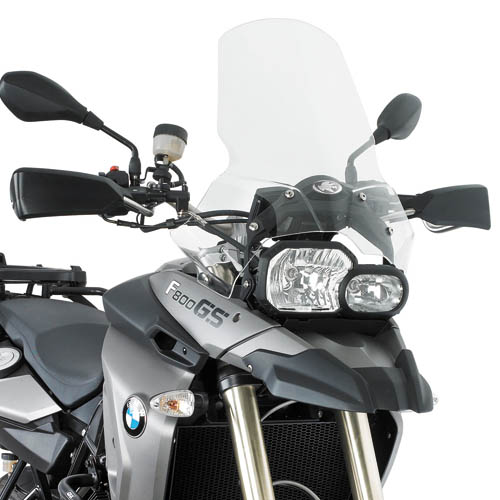 Kit di attacchi D333KIT per BMW F650GS/F800GS specifico per plex