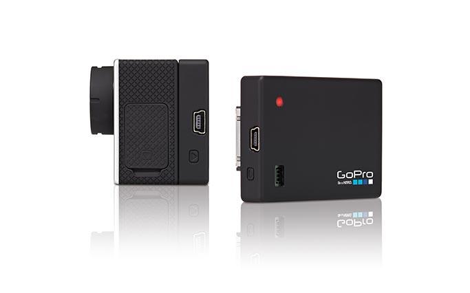 Batteria aggiuntiva GoPro BacPak