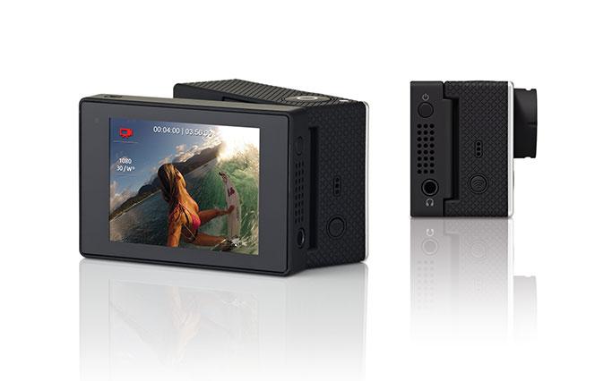 Schermo LCD touch GoPro