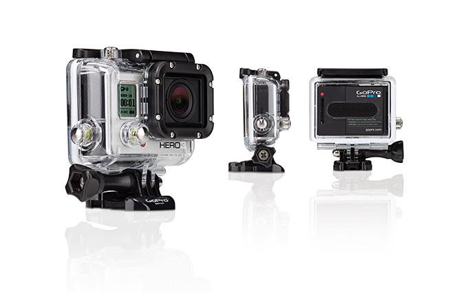 Videocamera GoPro HD Hero3 White Edition