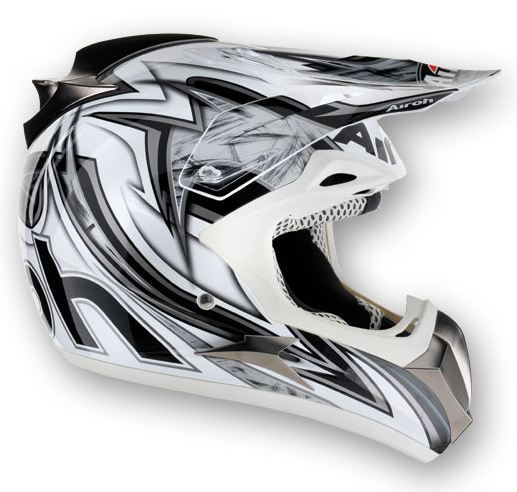 Casco moto Airoh Dome C2 Grey