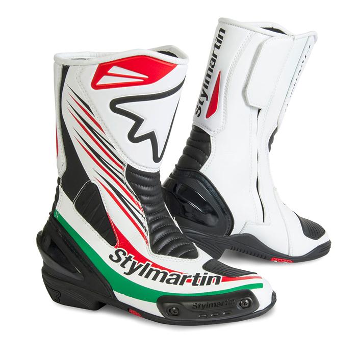 Stylmartin Dreams kid boots White