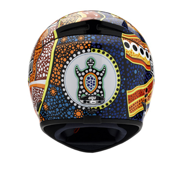 AGV K-3 Top Dreamtime Full Face Helmet
