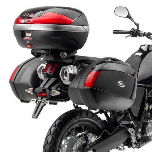 Piastra Givi specifica per Yamaha per Monokey