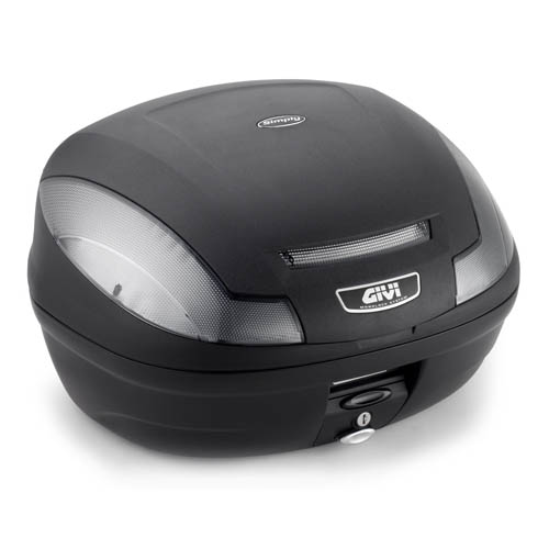 Top Case Givi E470 Simply III Monolock Tech