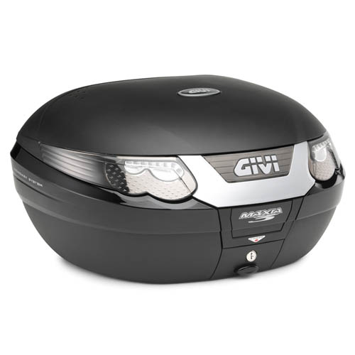 Top Box Givi E55 Tech Maxia 3 Monokey black with smoked reflecto