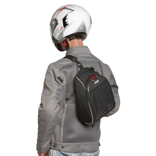 Expandable tank bag with magnets Givi Easy