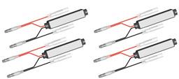 Kit Resistenze Rizoma per frecce a Led