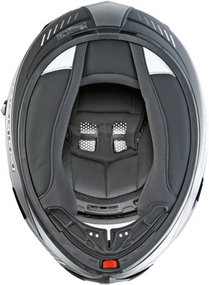 CABERG Ego full-face helmet col. matt black