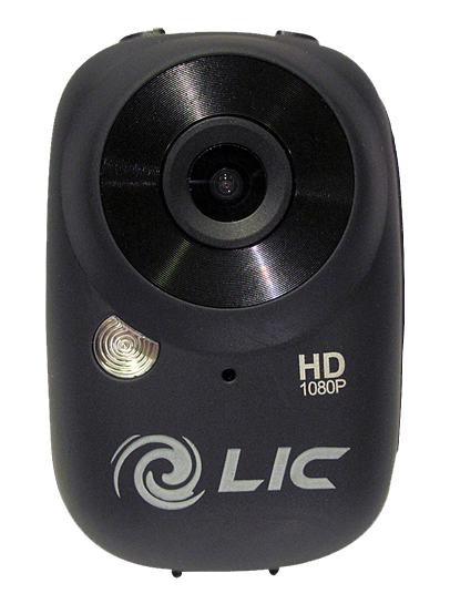 Mini telecamera Full HD Liquid Image Ego nera