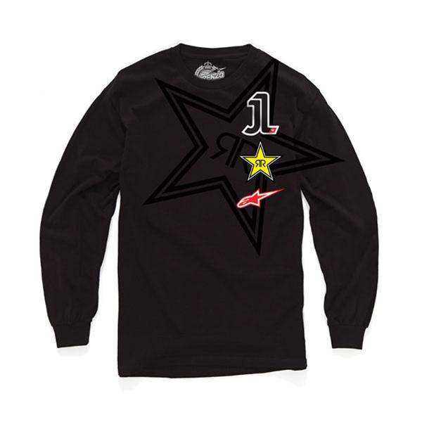 Alpinestars El Uno LS black Limited Edition Jorge Lorenzo
