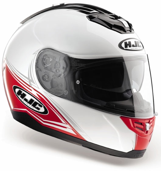 HJC Emblem MC1 full face helmet