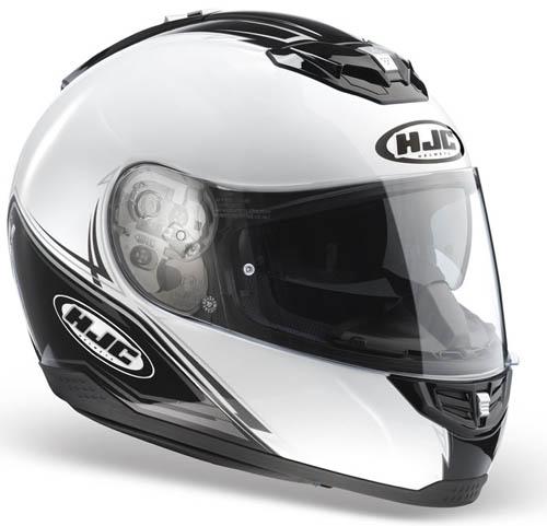HJC Emblem MC10 full face helmet