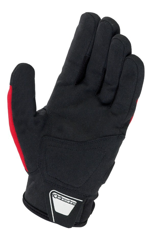 Alpinestars Engin summer gloves black red