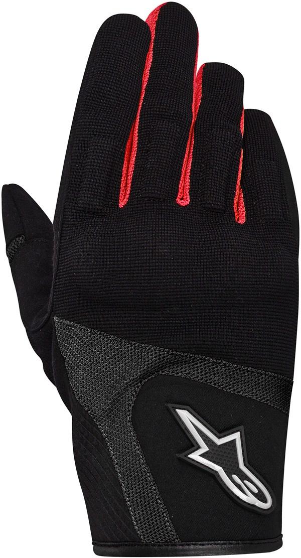 ALPINESTARS Esprit street gloves black-red