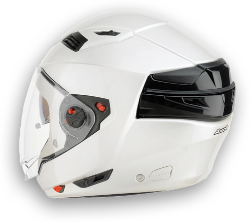 Airoh Executive Colore crossover helmet pearl gloss