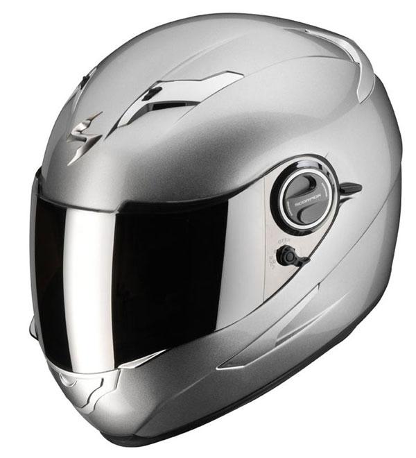 Scorpion Exo 500 Air full face helmet Hypersilver