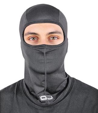 Sottocasco in poliestere OJ Guard Silk nero