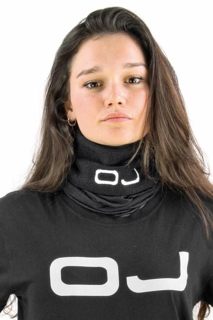 OJ Lupetto neck warmer black
