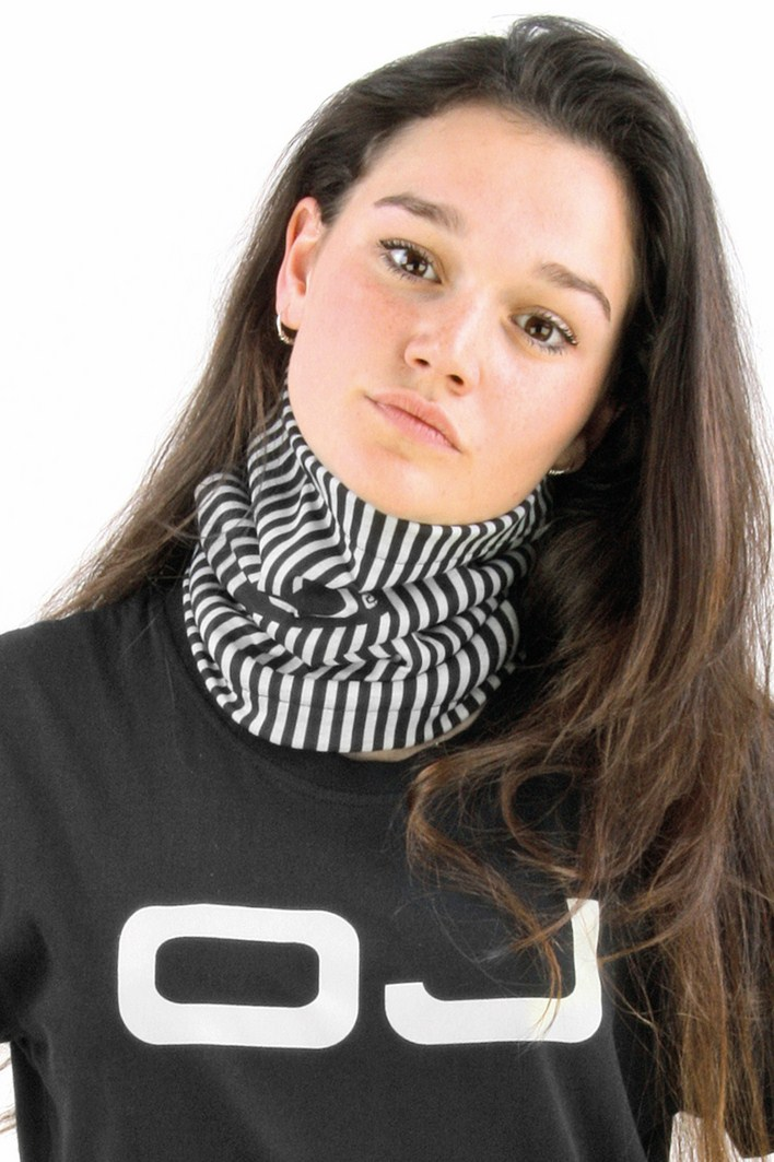 OJ Collar Hypnotic neck warmer