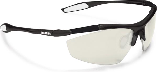 Occhiali moto Bertoni Photochromic F1010A
