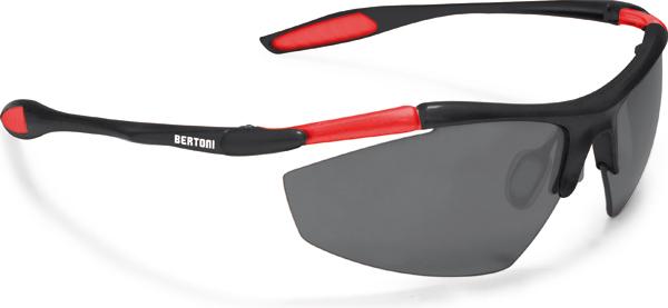 Occhiali moto Bertoni Photochromic F1010B