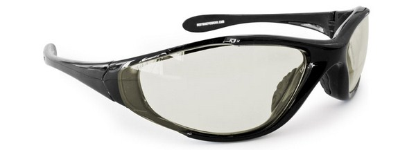Bertoni Photochromic F200TEN motorcycle sun glasses