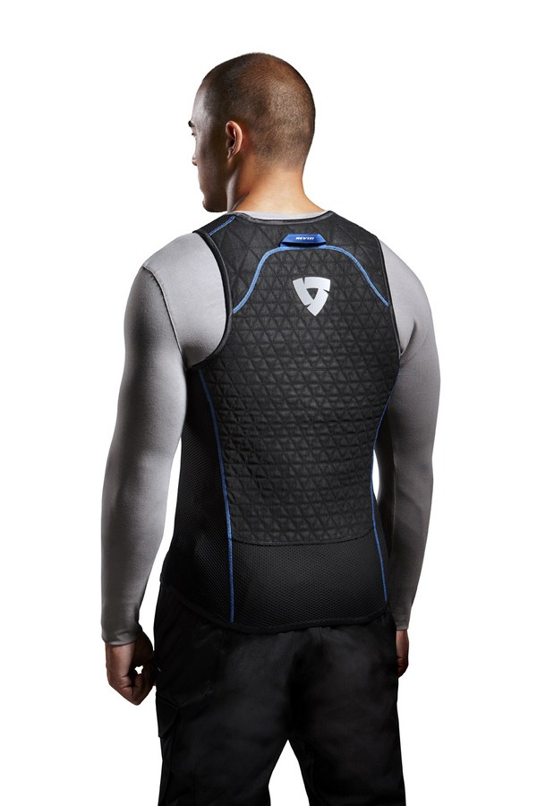 Thermal vest summer Rev'it Liquid Black