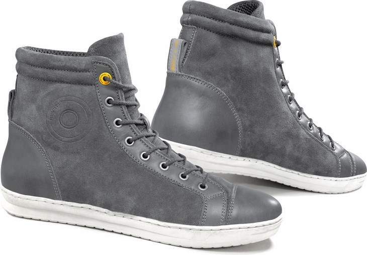 Shoes Rev'It motorcycle Turini Grey