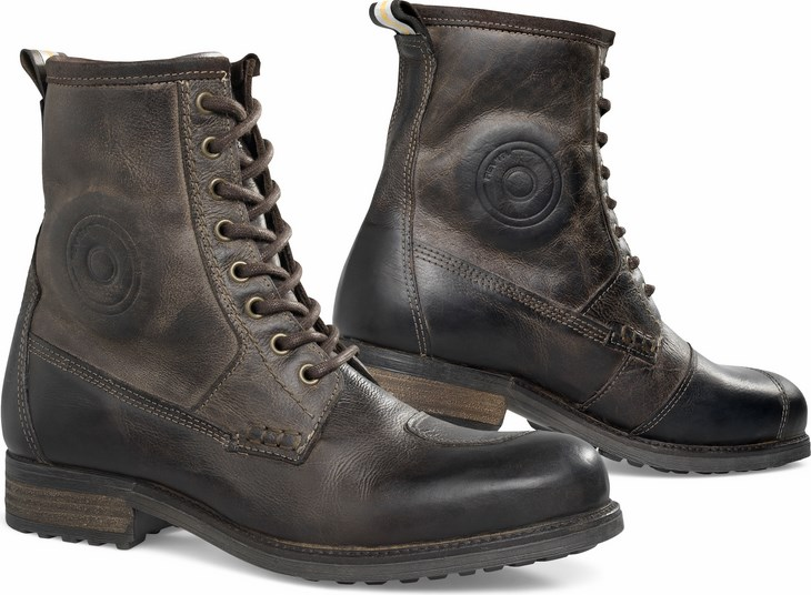Rev'It motorcycle Boots Rodeo Brown