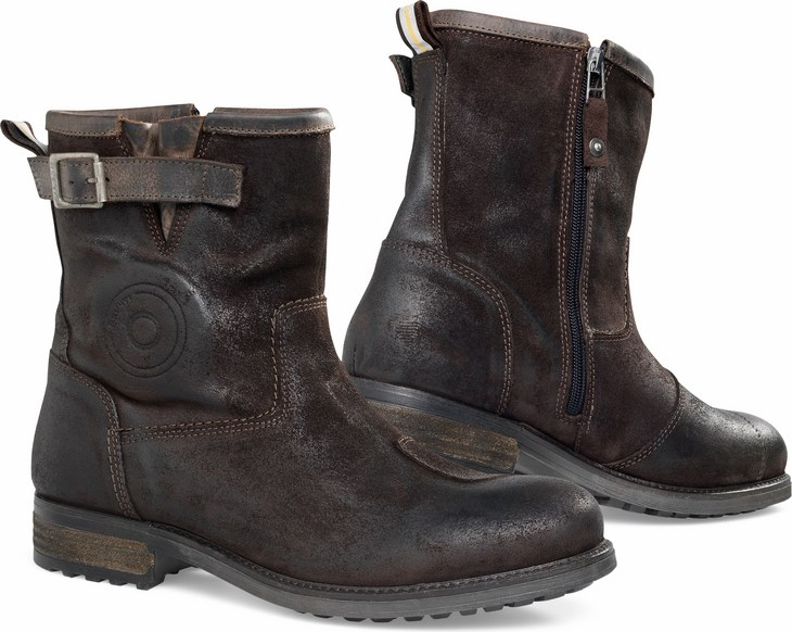 Boots Rev'It motorcycle Bleeker Brown