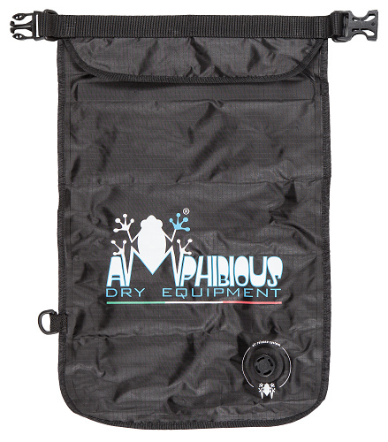 Waterproof bag Amphibious X-Light Black 15