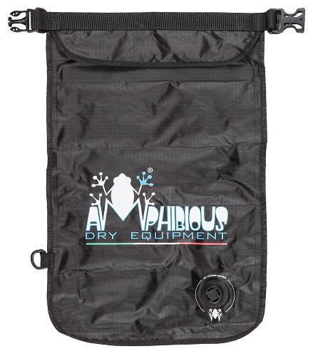 Waterproof bag Amphibious X-Light Evo 30 Black