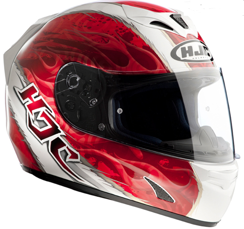 Casco moto integrale HJC FG15 Foss MC1