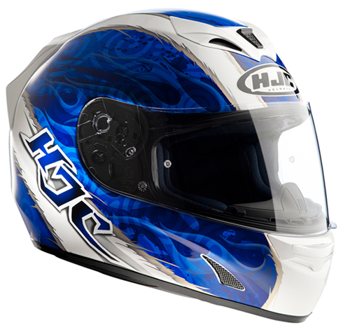 Casco moto integrale HJC FG15 Foss MC2