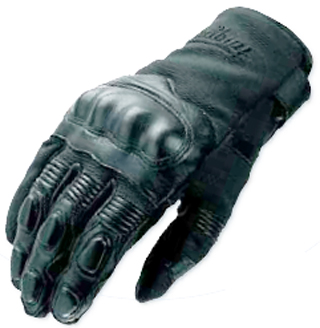 Furygan TDK 2 racing gloves Black