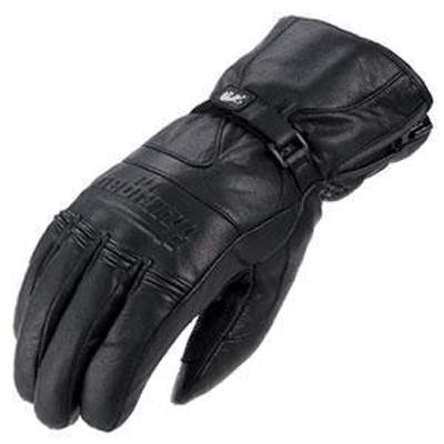 Furygan JACK CUIR leather gloves Black