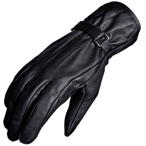 Furygan SCRAMBLER leather summer gloves Black