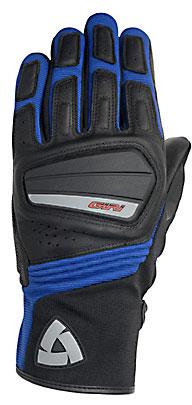 REV'IT! Giri Summer Gloves - Col. Black/Blue